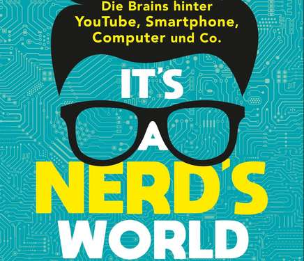Tobias Schrödel: It's A Nerd's World