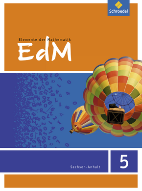 Elemente der Mathematik SI - Ausgabe 2015 für Sachsen-Anhalt Schülerband 5