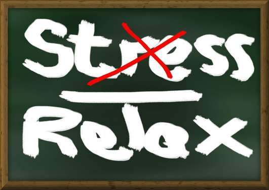 (kein) Stress, Relax