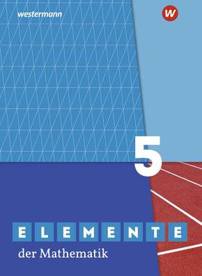 Elemente der Mathematik SI - Ausgabe 2019 für das G9 in Nordrhein-Westfalen Schülerband 5