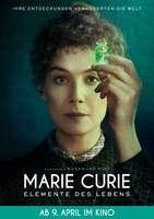 Marie Curie - Filmplakat