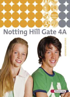 Notting Hill Gate - Ausgabe 2007 Textbook 4A