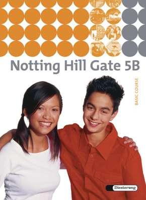 Notting Hill Gate - Ausgabe 2007  Textbook 5B
