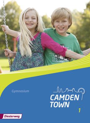 Camden Town - Allgemeine Ausgabe 2012 für Gymnasien Textbook 1