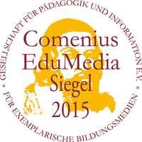 ComeniusEduMEdia Siegel 2015