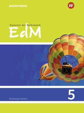 Elemente der Mathematik SI - Ausgabe 2018 für Schleswig-Holstein Schülerband 5