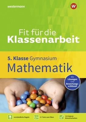 Fit für die Klassenarbeit Mathematik 5 Cover