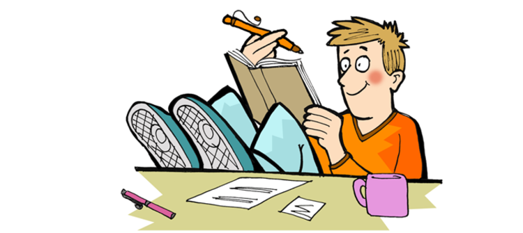 Verlaufsform Englisch Homework