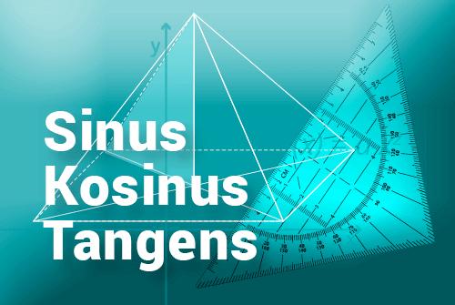 Sinus, Kosinus und Tangens