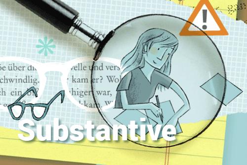 Substantive