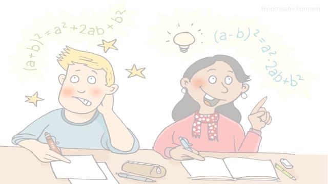 binomische formeln anwenden