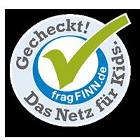 Gecheckt! Das Netz für Kids. fragFINN.de