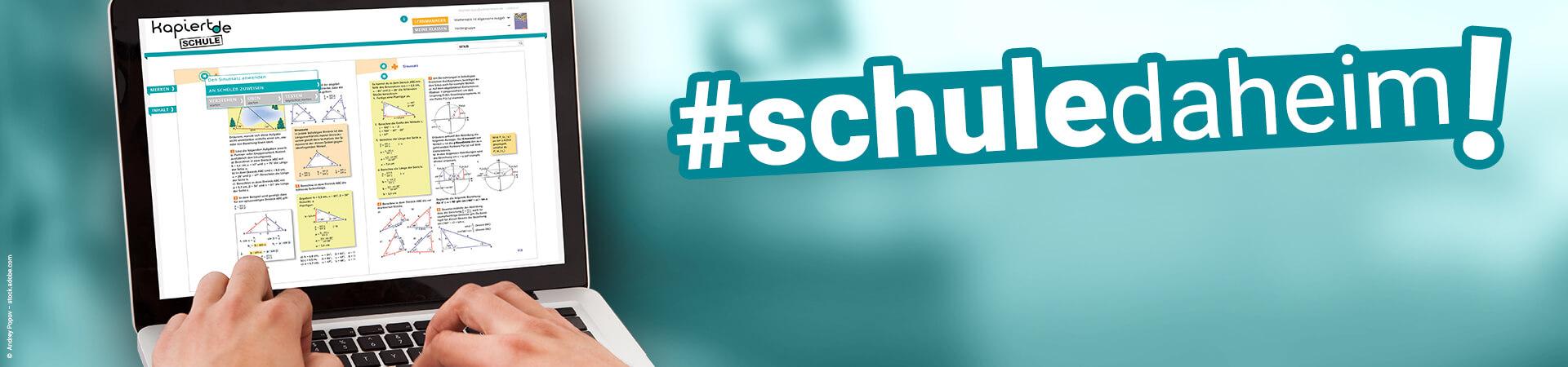 #schuledaheim