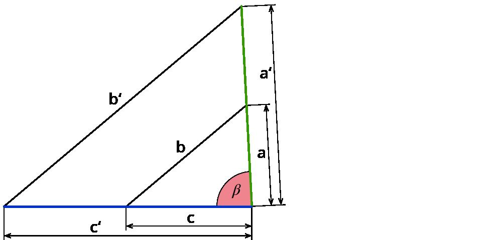 Anwenden des Ähnlichkeitssatzes für Dreiecke – kapiert.de