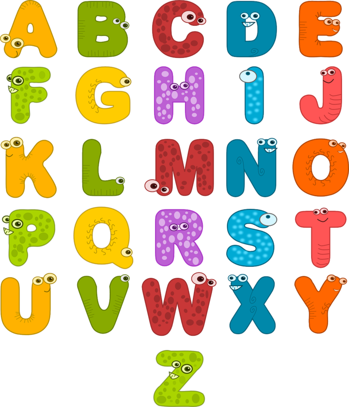 Englisches Alphabet Buchstaben Klasse 5 6 Kapiert De