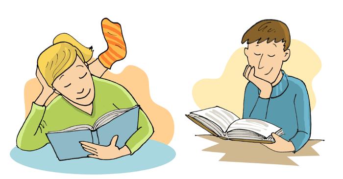 Die Themen Erzähltexte, Gedichte und Liedtexte machen dir noch Schwierigkeiten?