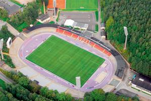 Wie Groß Ist Ein Fußballfeld Qm