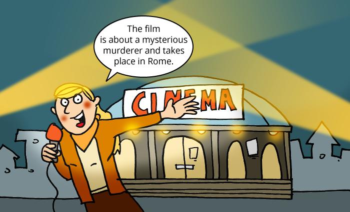 Verfassen Einer Filmkritik Review Englisch Klasse 9 Und 10
