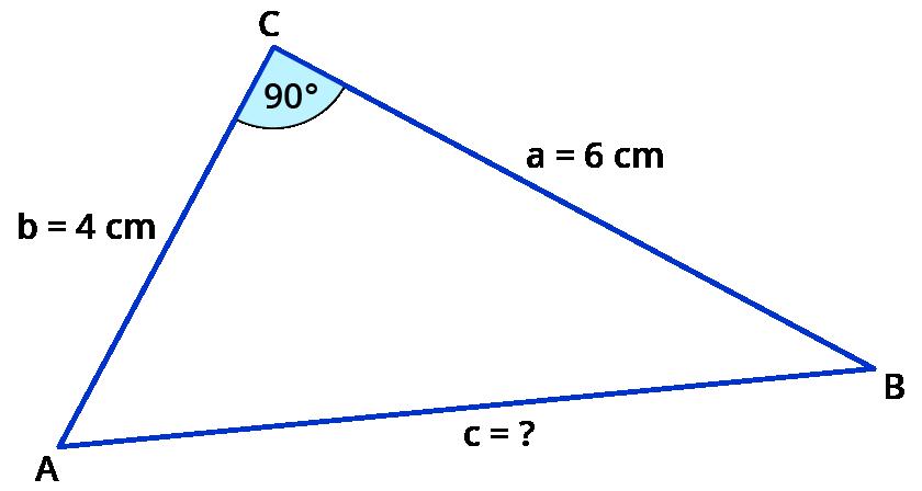 Satz Des Pythagoras Erklarung Mit Beispiel