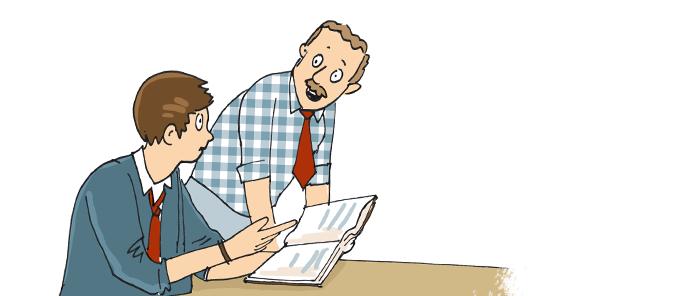 Das Thema Gespräche im Klassenraum macht dir noch Schwierigkeiten?