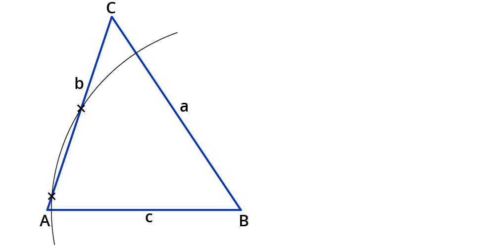 Höhe im dreieck berechnen
