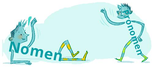 ᐅ Deutsch Klasse 7/8 ⇒ Pronomen unterscheiden – kapiert.de