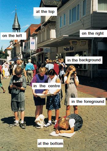 Bilder Auf Englisch Beschreiben Bildbeschreibung Klasse 5 6