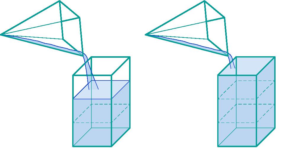 berechnung des volumens einer pyramide. Black Bedroom Furniture Sets. Home Design Ideas