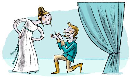 Das Thema Dramatische Texte macht dir noch Schwierigkeiten?