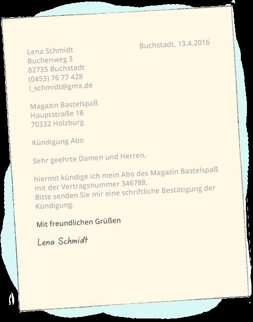 Vorlage Brief Schreiben Grundschule